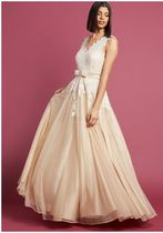 memorable magic maxi dress in tea