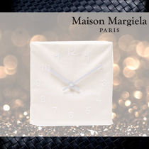 Maison Margiela(メゾン マルジェラ) 時計 新作**MAISON MARGIELA**★Embroidered clock★時計
