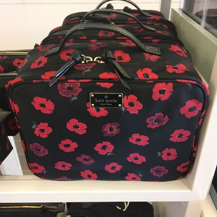 kate spade new york メイクポーチ 【Kate Spade】トラベル用メイクポーチ(2)
