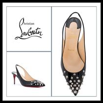 ★Christian Louboutin 《 DRAMA SLINGBACK PUMPS 》送料込み★