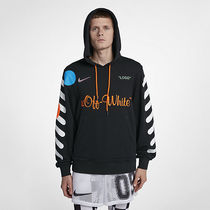 Nikelab x OFF-WHITE Mercurial NRG X Hoodie Black