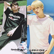 ★Reebok★ [WANNA ONE'S PICK] vector t-shirts (DX0370)