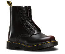 [Dr.Martens]1460 PASCAL FRONT ZIP ARCADIA 24330600Cherry red