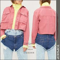 【国内発送・関税込】TOPSHOP★Sonny denim jacket