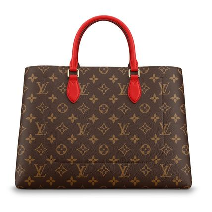 Louis Vuitton トートバッグ 2018FW 新作を先取り!ルイヴィトン☆フラワー・トート〈4色〉(13)