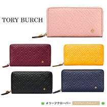 新作!★Tory Burch★FLEMING ZIP CONTINENTAL WALLET