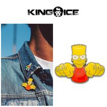 【Simpsons x King Ice】☆新作☆ The Rebel Bart Enamel Pin