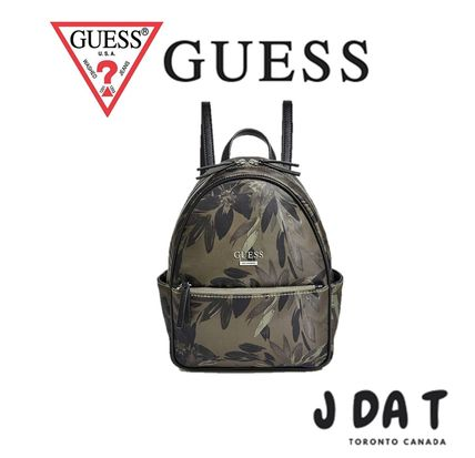 7a4d5fbf0c Guess バックパック・リュック  Guessゲス PORTER PRINTED NYLON BACKPACKバックパック ...
