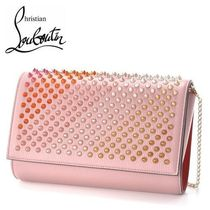 ☆Christian Louboutin☆ PALOMA CLUTCH 2wayクラッチ VOILE♪