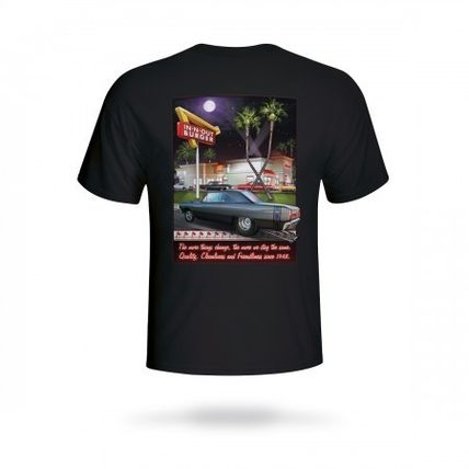 IN-N-OUT Tシャツ・カットソー 【日本未発売】In-N-OutインアンドアウトPrint SS T-Shirts(4)