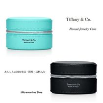 Tiffany&Co.【国内発送】大人気☆Round Jewelry Case Small