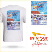 IN-N-OUT(インアンドアウト) Tシャツ・カットソー 【日本未発売】In-N-OutインアンドアウトPrint SS T-Shirts