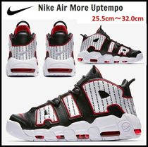 "【NIKE】NIKE AIR MORE UPTEMPO '96 メンズ ""Pinstripe"""