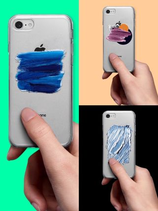 Geeky iPhone・スマホケース Geeky★design concretr2ケース iphone galaxy全対応 全6種(9)