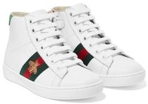 ★関税負担★GUCCI★SIZE 27 - 33 ACE HIGH-TOP SNEAKERS