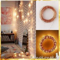 【Urban Outfitters】Extra Long Copper Firefly String Lights