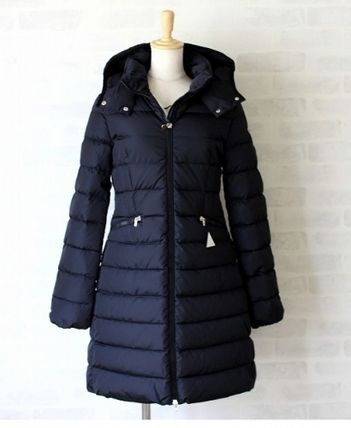 MONCLER キッズアウター MONCLER18/19CHARPAL大人もOK14,12Aネイビー国内発送関税送料込