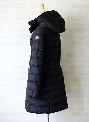 MONCLER キッズアウター MONCLER18/19CHARPAL大人もOK14,12Aネイビー国内発送関税送料込(2)
