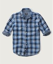 ★Abercrombie & Fitch チェック シャツ★