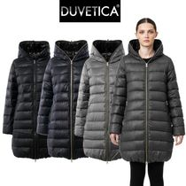 Duvetica ace / smoke grey / charcoal /  blue / peat / ダウン