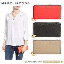 新作!★MARC JACOBS★The Grind Standard Continental Wallet