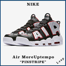 """【Nike】入手困難 モアテン AIR MORE UPTEMPO """"PINSTRIPE PACK"""""""