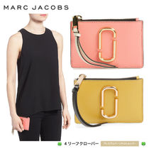 新作!★MARC JACOBS★Snapshot Leather ID Wallet