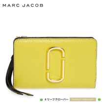 新作!★MARC JACOBS★Snapshot Compact Leather Wallet