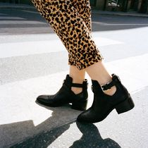 ★&Other Stories★Cut Out Ankle Boot★ブラック★