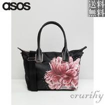 ASOS取扱★Ted Baker ミニ トート バッグ tranquility 花柄