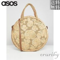 ASOS取扱★Accessorize Olivia large circle hバッグ