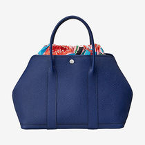 HERMES Love this style! 大人気中 !! Garden Pouch 36 tote bag