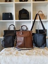 【即発◆3-5日着】COACH◆FOLDOVER TOTE SMOOTH LEATHER◆F54759