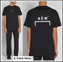 A-COLD-WALL(アコールドウォール) Tシャツ・カットソー A-COLD-WALL★SMALL BRACKET ロゴ Tシャツ