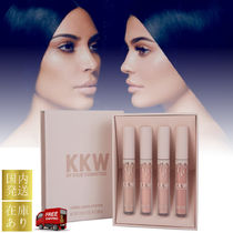 KKW × KYLIE COSMETICS☆限定☆クリームリップ 4本セット