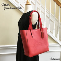 【限定セール!】COACH Grove Medium Tote