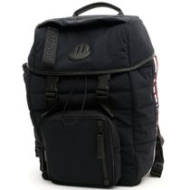 MONCLER Corporate Chute Backpack / ブラック