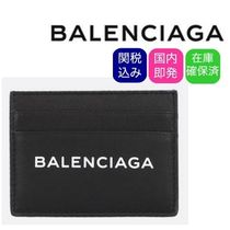BALENCIAGA☆大特価!Everyday leather card case★関税送料込!