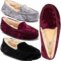 【SALE】UGG Ansley Crushed Velvet ベルベット