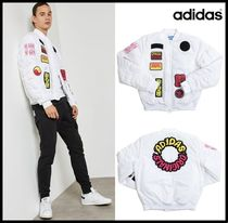 ☆関税込☆Adidas Men's Originals★LOGO PADDED BOMBER JACKET