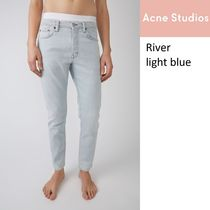 [Acne]River light blue リバー テーパードジーンズライトブルー