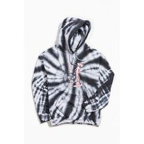 UO(アーバン)★Tie-Dye Pink Panther パーカー
