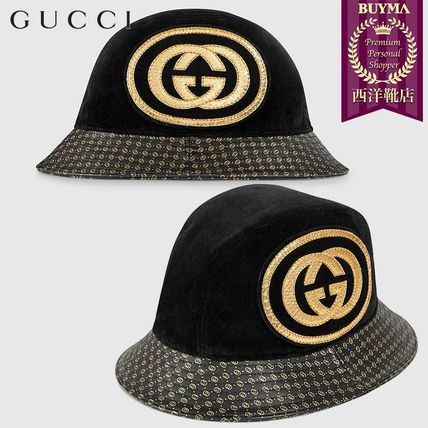 BUYMA| 正規品保証 GUCCI☆18秋冬☆GUCCI-DAPPER DAN GG LEATHER HAT ... be84b6112b6