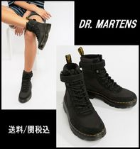 【Dr Martens】Combs Black Utility Boots レースアップ ♪