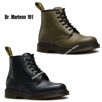 Dr Martens★101 SMOOTH★6ホール ブーツ★2色