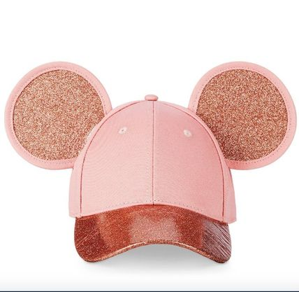 buyma mickey mouse rose gold ears hat for adults by cakeworthy 37714962