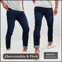 Abercrombie & Fitch★関送込スキニーデニム(ダークウォッシュ)