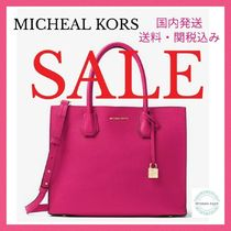 MICHAEL KORS Mercer Large Leather Tote 国内発送*送料関税込み