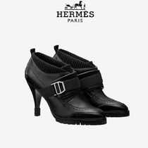 【18-19AW】HERMES*エルメス*Spicy derby shoe*ハイヒール
