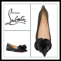 ★Christian Louboutin 《POINTED BALLERINA SHOES》送料込★